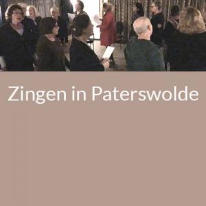 Winnie Pollard Zang - Zingen in Paterswolde